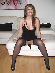 Mature Prostitute Is A Mother Of Two