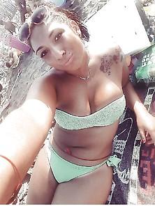 Carmen-Gitana En Bikini Culona Puta