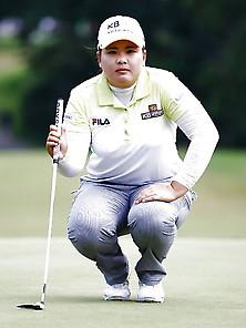 Chubby Asian Golfer 2