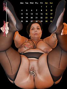 2017 Bbw Calendar