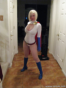 This Cosplay Babe Has Spectacular Tits.