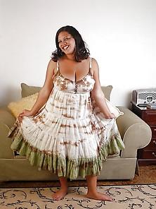 Fatty Latina Ladyspice