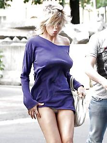 Maddalena Corvaglia - Italian Showgirl