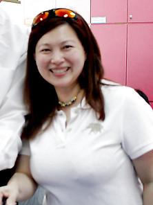Busty Mature Asian Jeane
