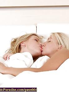 Sapphic Erotica Elegant Lesbian Girls 31829