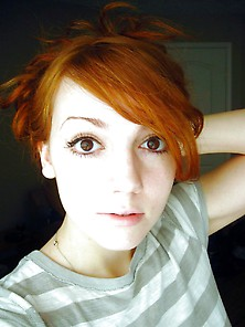 Redhead Teen Whore Pink Pussy