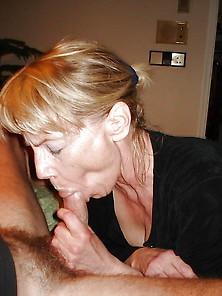 Cock Sucking Grannies Matures Milfs 53