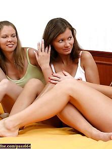 Sapphic Erotica Energetic Lesbian Girls 19914