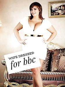 Captions Interracial Cuckold Hotwife Queen Of Spades 3