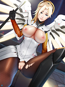 Naruto And Overwatch Porn Parodies From Silent-Fly Free Porn Com
