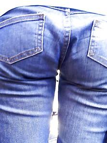 Culo Come Trapo En Jeans