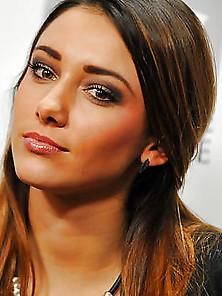 Delphine Wespiser Miss France 2012