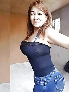 Big Boobs Asian Milf