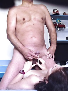 Porn Actress Moana In A Public Porn Action
