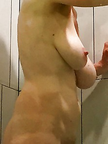 Wife In Shower Caught On Hidden Cam