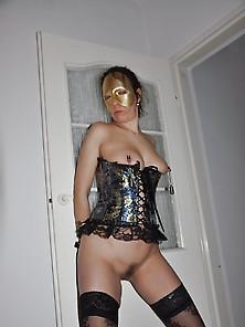 Milf Kinky Slut Joanna Playing Slave