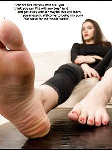 Foot sex tories