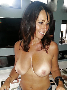 Milf With Big Boobs And Nice Tan Lines
