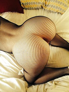 Fishnets Are Always Nice
