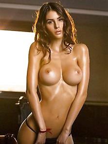 Silvia Dellai Nude