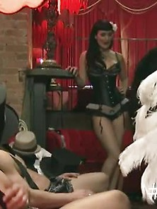 Vintage Swingers Are Going All Out During A Hot Foursome Bang