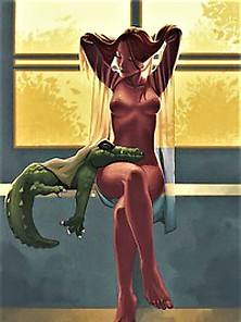 Erotica With A Crocodile