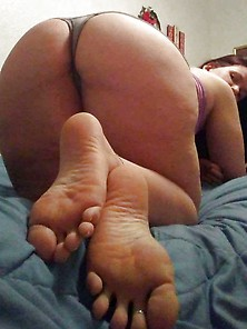 Sexy Amateur Asses,  Butts And Feet!