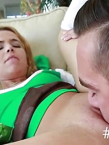 Creampie Wanting Teen Scout Throats