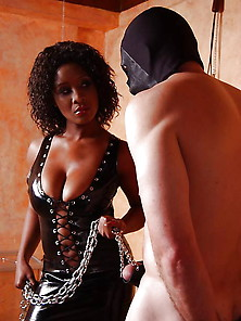 Femdom,  Chastity And Strapon