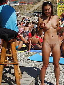 Festival nudes