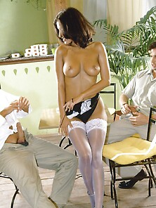 Best Nude Hooters Waitress Scenes