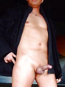 Rasiert Nackt