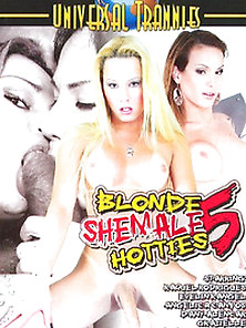 Blonde Shemale Hotties Vol.  5