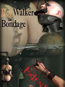 Hot Walker In Bondage Extended